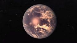 TRAPPIST-1e posee un núcleo de hierro y muy probable que sea habitable
