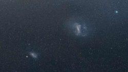 Una galaxia oculta ha sido encontrada orbitando nuestra galaxia Vía Láctea
