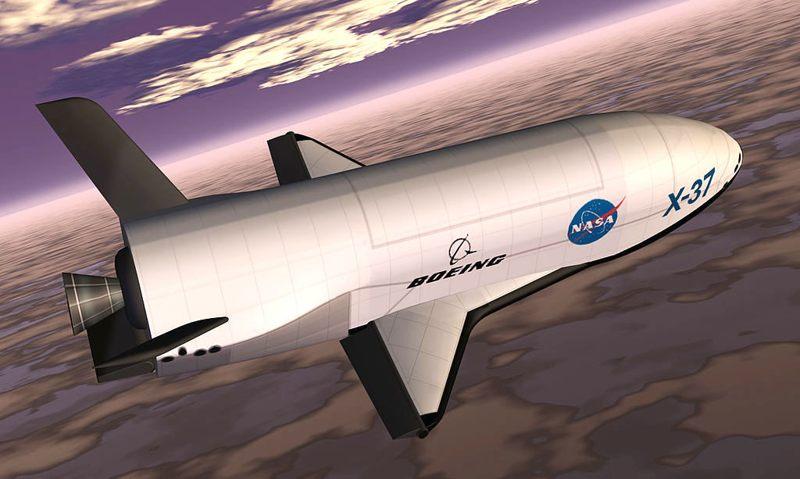 Este misterioso avión espacial pasó más de 670 días en el espacio. Se trata del X-37B