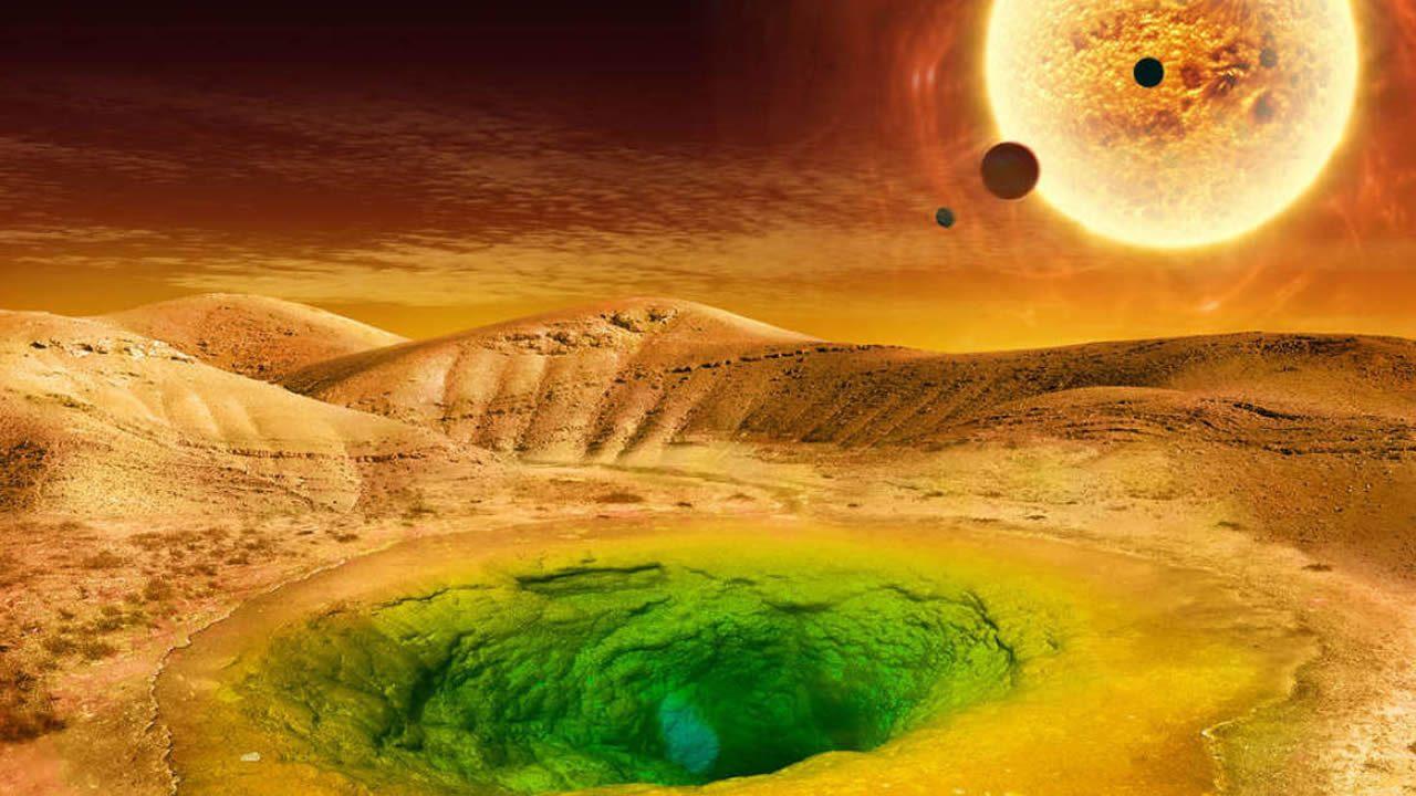 Científicos sugieren que podríamos no reconocer la vida alienígena cuando la encontremos