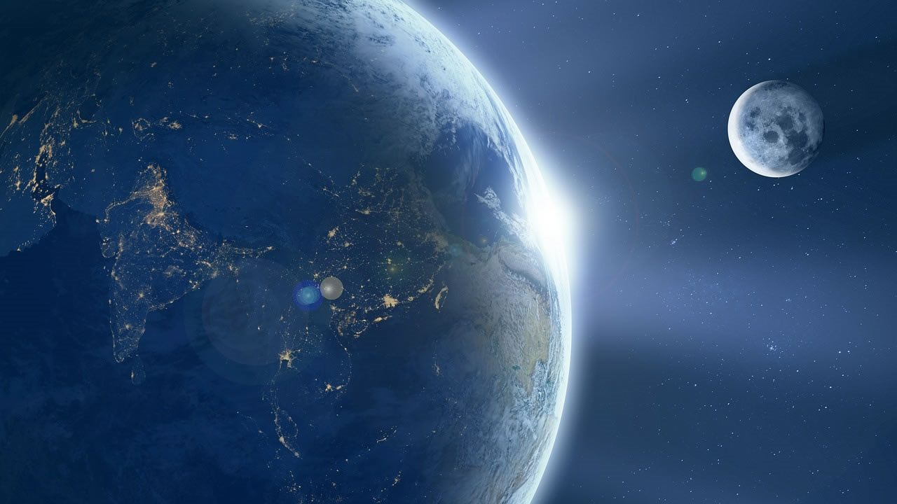 Científicos obtienen evidencia de que la Luna posee abundante agua