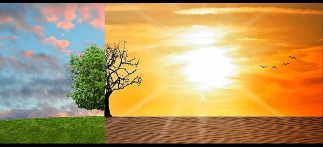 Los efectos del cambio climático a lo largo del tiempo también podrían afectar gravemente a hipotéticas civilizaciones alienígenas