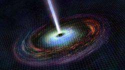 Colisión de estrellas de neutrones pudo haber creado un agujero negro