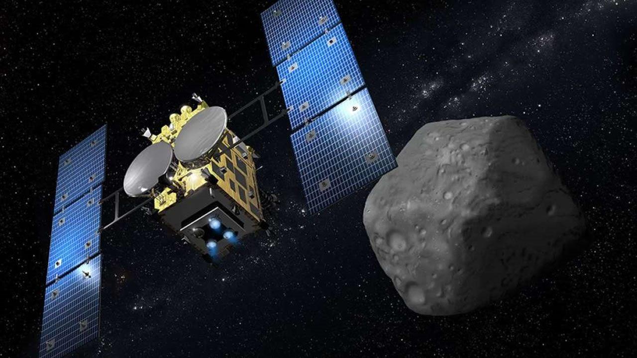 Esta nave espacial se estrellará contra un asteroide, pero antes sacó una magníficas fotografías