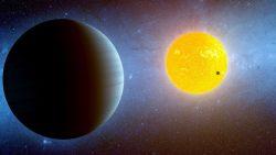 Este exoplaneta con una atmósfera rica en metales puede tener agua en su superficie