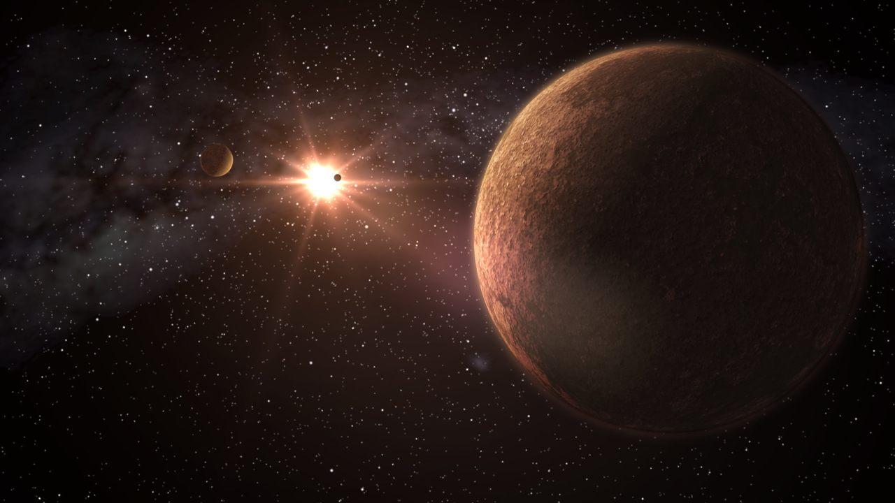 Hallan nuevos sistemas solares con planetas del mismo tamaño que la Tierra