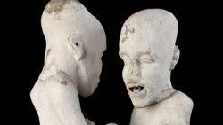 ¿Han hallado estatuas de extraterrestres en Egipto?