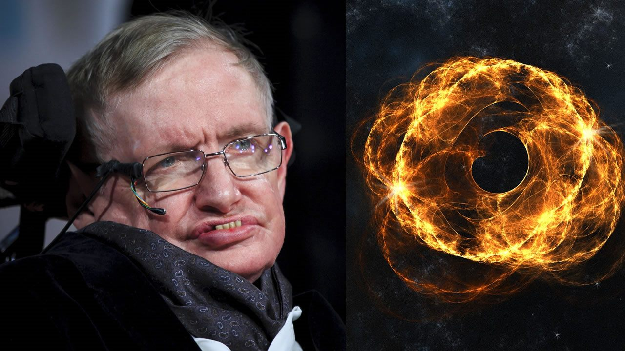 La voz del físico Stephen hawking será enviada a un agujero negro