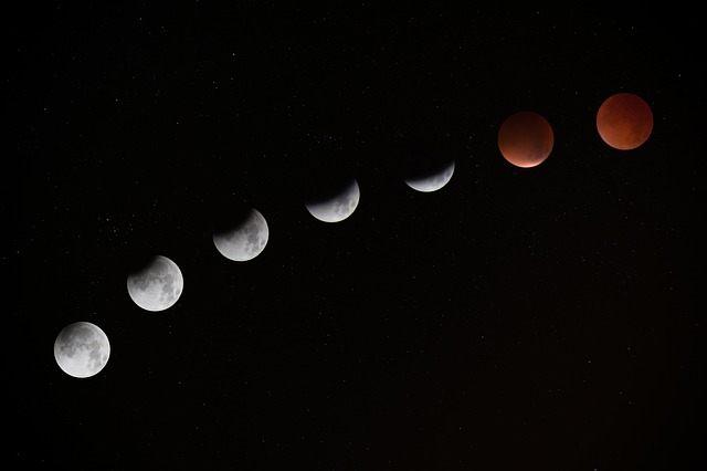 Eventos en el cielo: eclipses y  otros fenómenos planetarios  - Página 22 Lunar-eclipse-962803_640