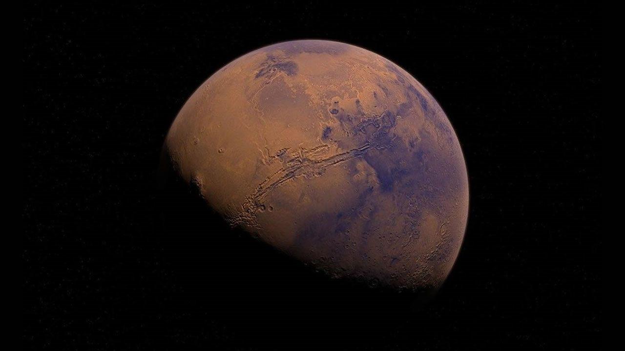 Marte estará un su punto más cercano a la Tierra en algunas semanas