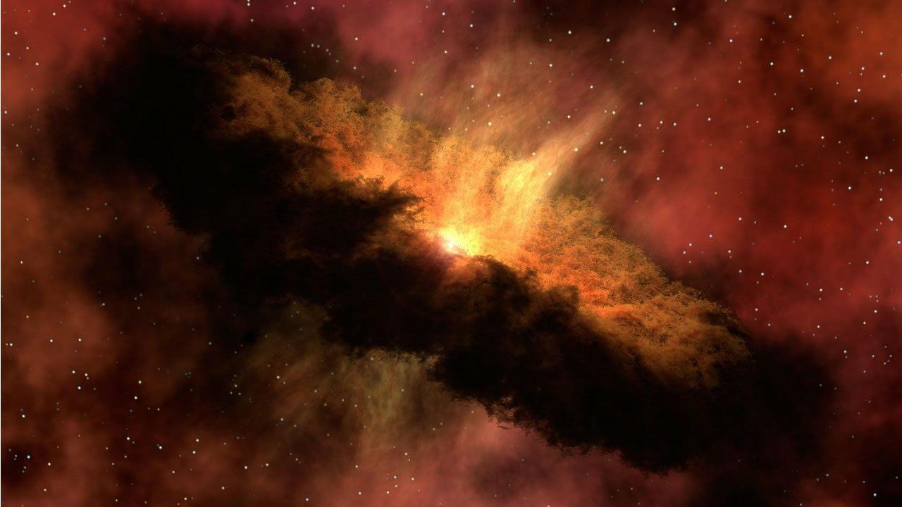 Nuestro planeta está cubierto de polvo interestelar más antiguo que el Sol