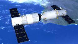 Otra estación espacial podría caer en la Tierra, y nuevamente es de China