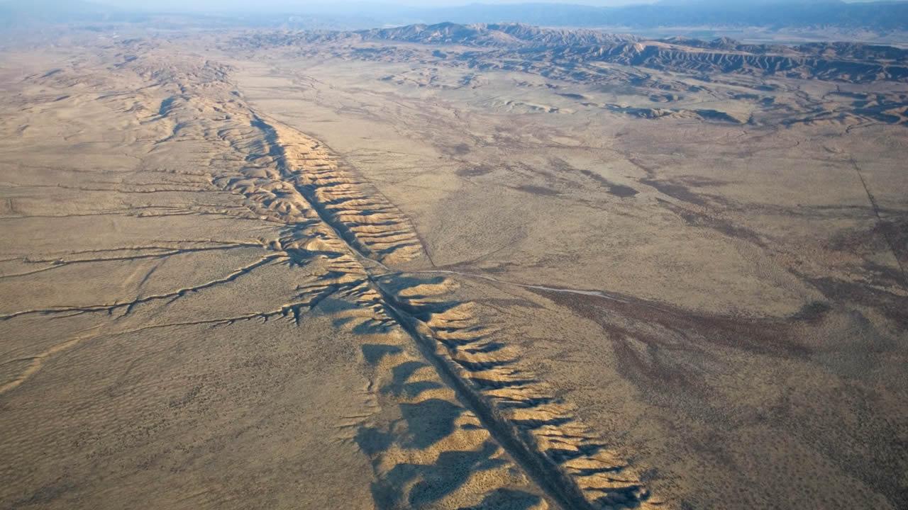 Falla de San Andrés: Predicen dónde podría ocurrir el próximo gran terremoto