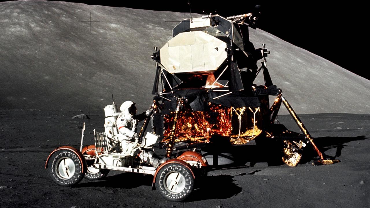Resuelven el misterio del calentamiento de la Luna