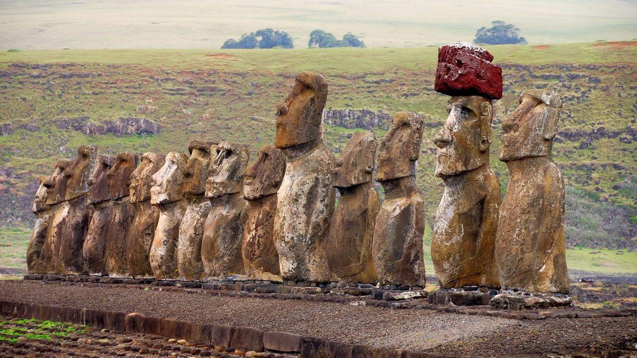 Científicos creen haber resuelto uno de los misterios de la Isla de Pascua
