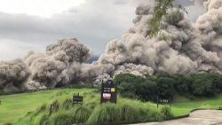 Volcán de Fuego: 25 muertos luego de una violenta erupción en Guatemala