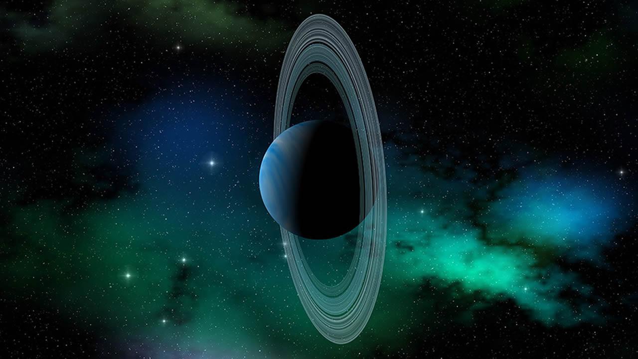 Algo colisionó catastróficamente con Urano, cambiándolo para siempre