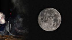 Alienígenas podrían haber habitado la Luna, dicen dos científicos