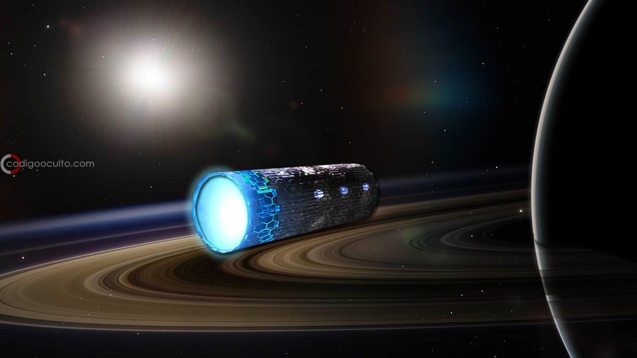 Anillos de Saturno podrían ocultar «máquinas alienígenas», los RingMakers