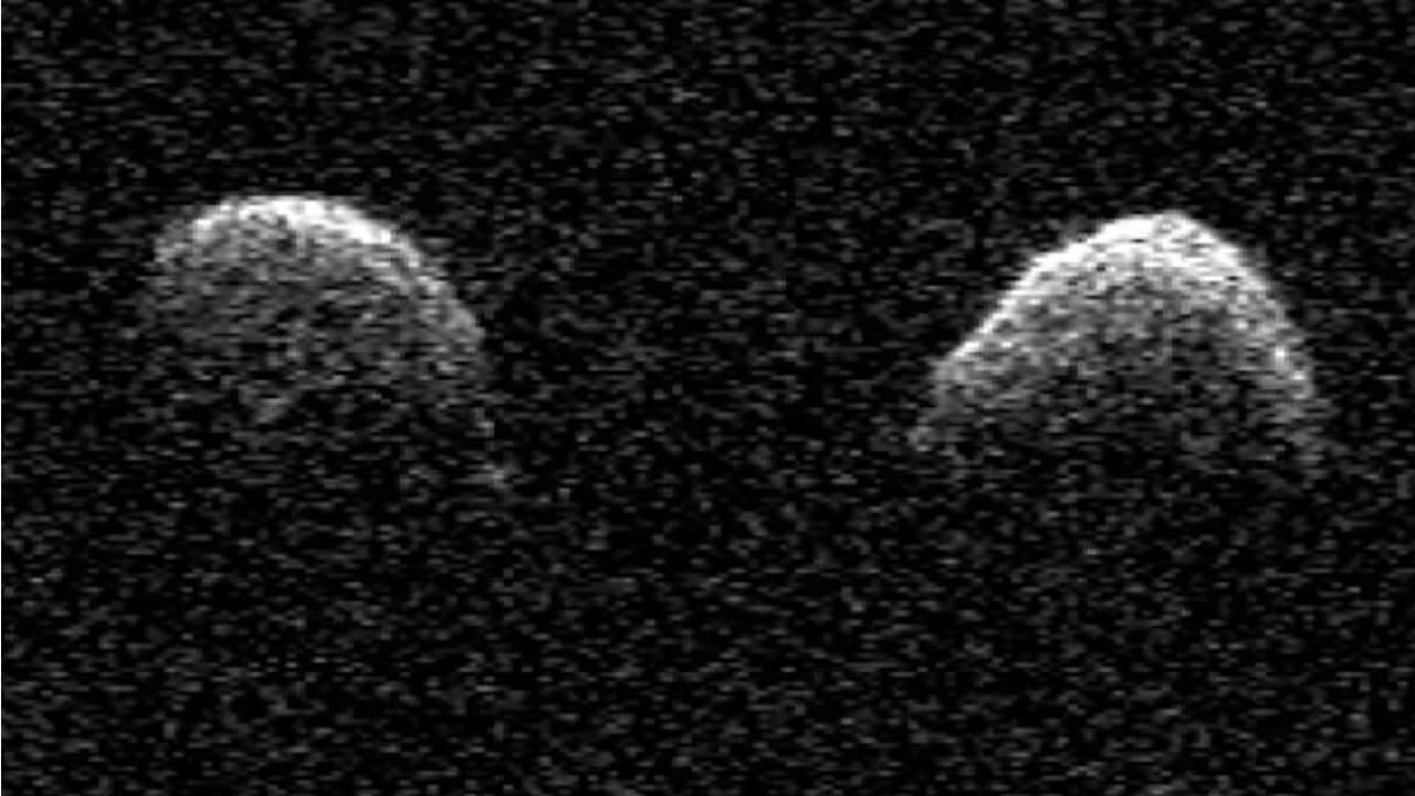 Asteroide descubierto cerca de la Tierra ocultaba un «gemelo»