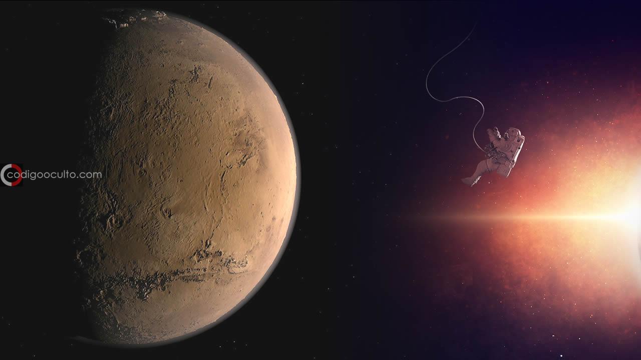 Astronauta revela que podríamos haber ido a Marte en la década de 1960