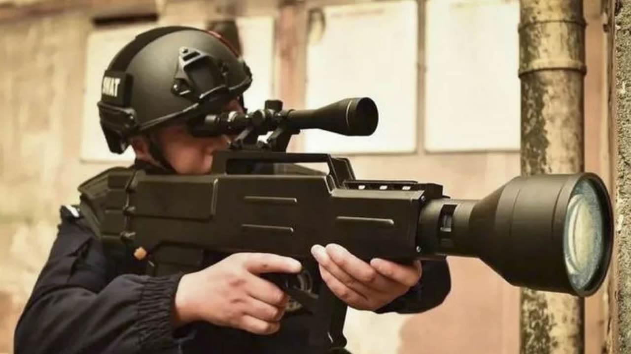 China desarrolla un rifle láser que podría «incinerar» a una persona a 1 kilómetro