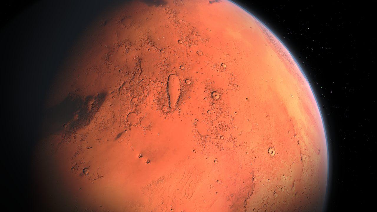 Científicos descubren «dunas fantasmas» en Marte