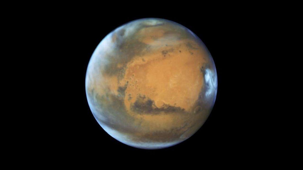 Científicos revelan una inesperada característica de la atmósfera de Marte