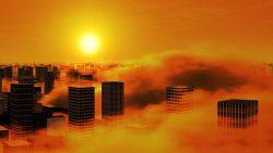 Contaminación del aire mató a unos 4.5 millones de personas en 2015