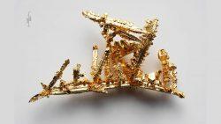 Crean nueva forma de oro más dorado y mejor que la versión natural