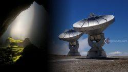 Detectan misteriosa señal de radio proveniente desde las profundidades de la Tierra