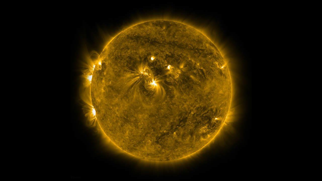 El Sol está cambiando de forma y no sabemos por qué