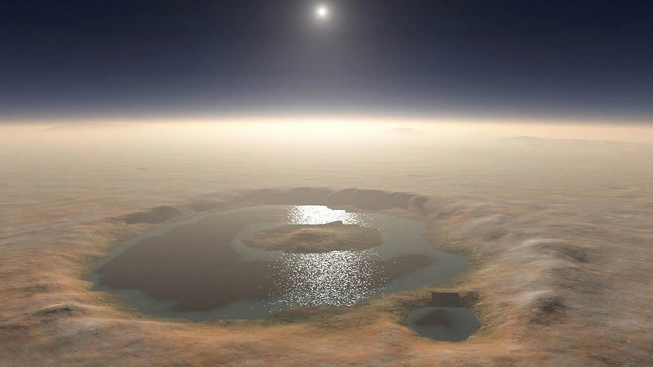 ¿Existe vida en el lago subterráneo que acabamos de hallar en Marte?