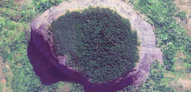 Imagen satelital de Lico