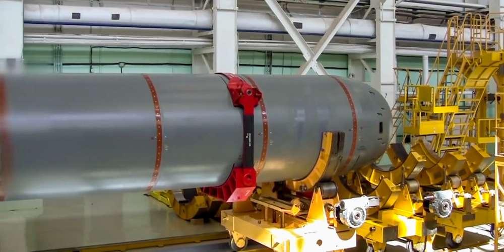 ¿Cuál puede ser el prototipo de la «máquina del día del juicio final» de Rusia que podría explotar un arma nuclear miles de veces más potente que la bomba que detonó sobre Hiroshima?