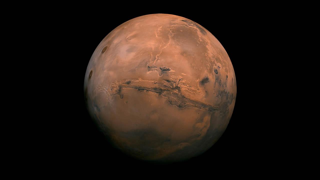 Marte estará más cerca a la Tierra esta noche de lo que estuvo en los últimos 15 años