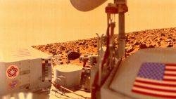 NASA destruyó la evidencia de vida Marte hace 40 años