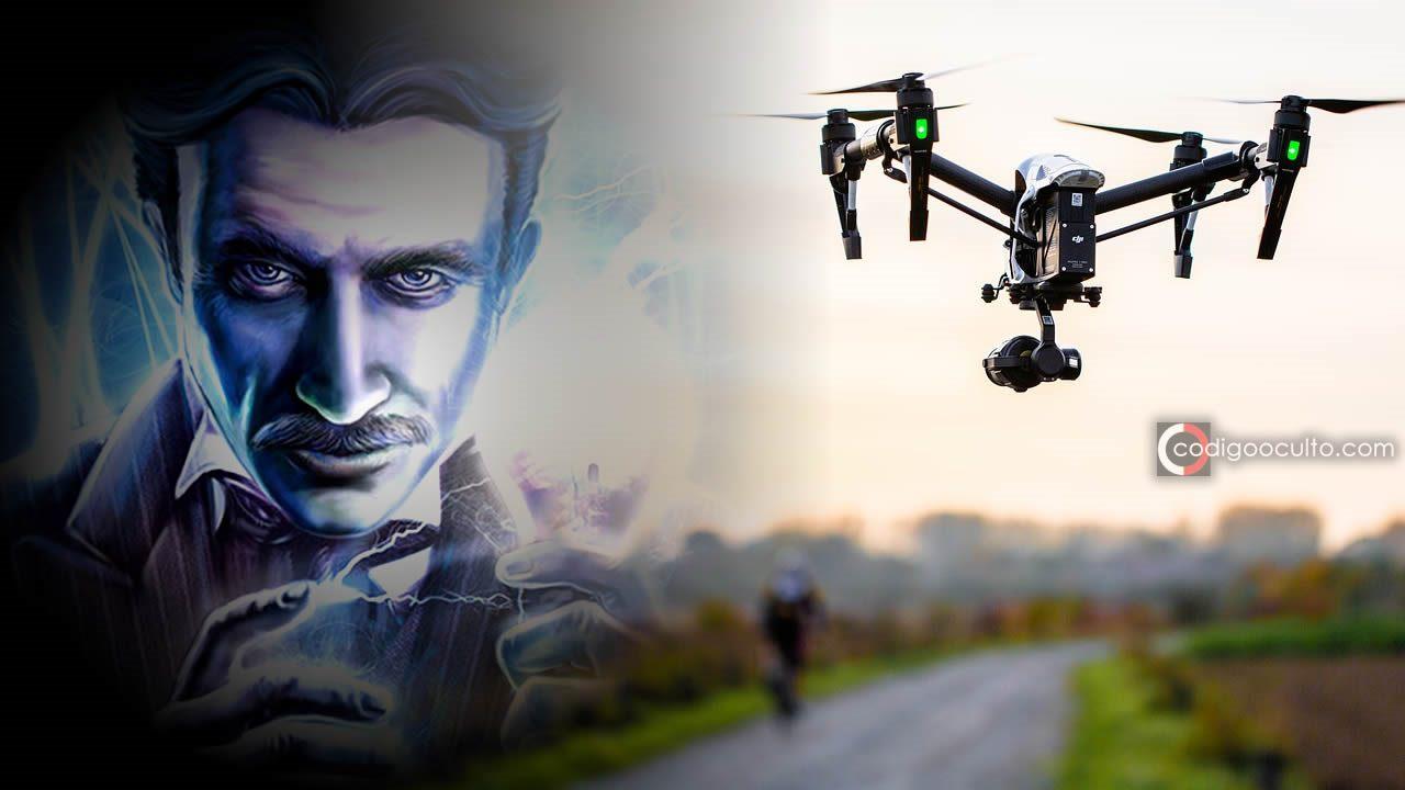 Nikola Tesla imaginó una «Guerra de Drones» hace 120 años, y hasta registró una patente