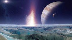 Océano subterráneo «fósil» de luna Europa podría viajar a la superficie