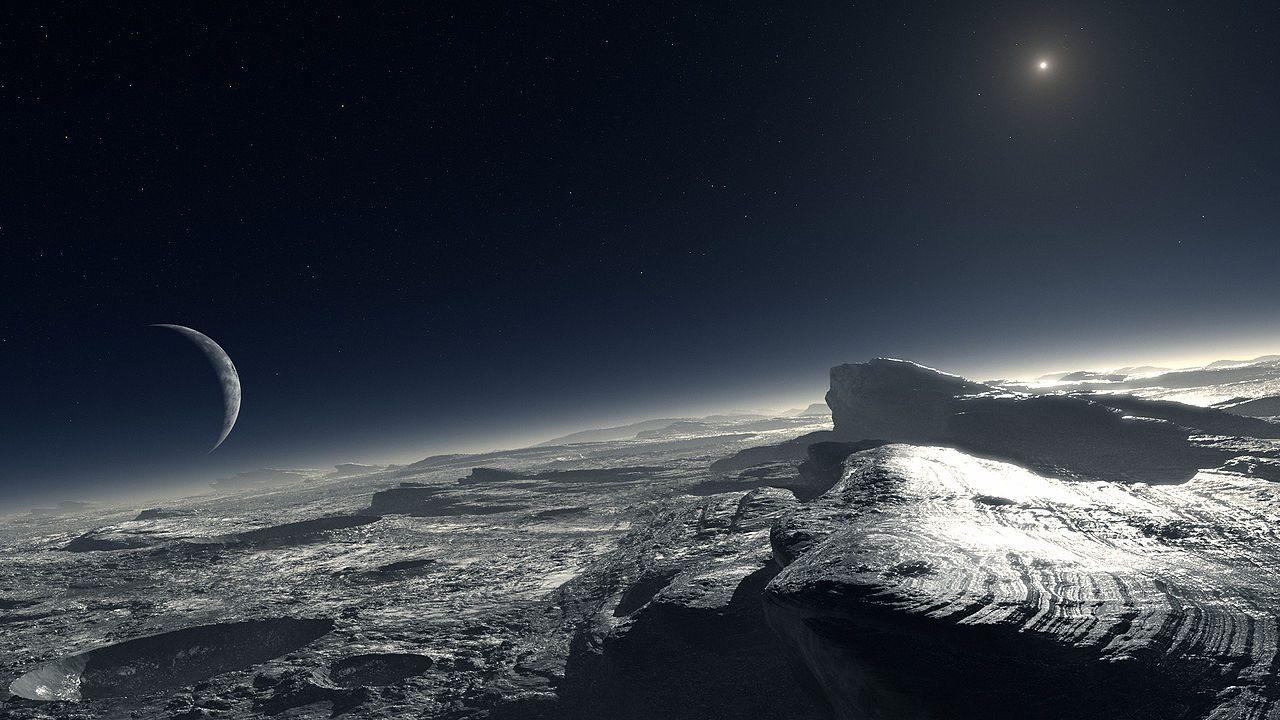 Plutón se alineó con el resto del sistema solar luego de casi un siglo