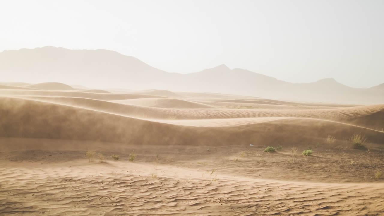 Polvo del Sahara llega a América y puede prevenir tormentas mortales
