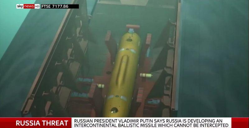 Misil balístico intercontinental, «la máquina del día del juicio final», desarrollada por Rusia