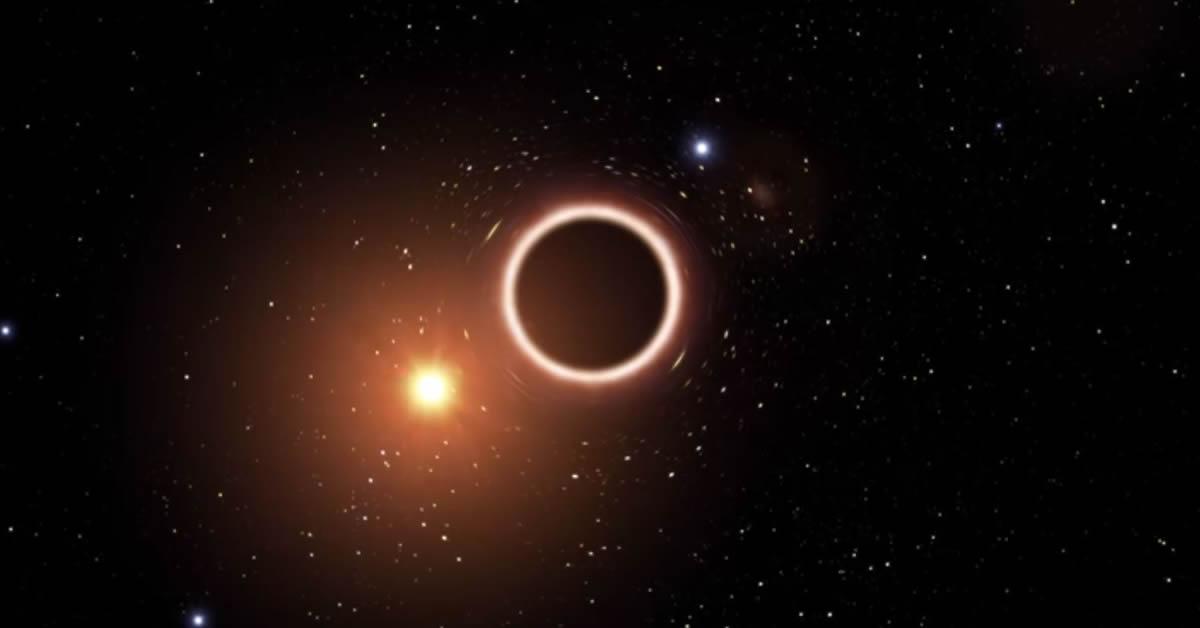 Un agujero negro supermasivo ha demostrado que Einstein estaba en el correcto