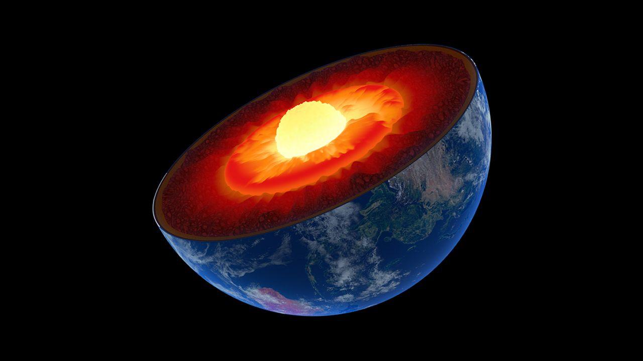 Un cuatrillón de toneladas de diamantes se encuentran en el interior de la Tierra