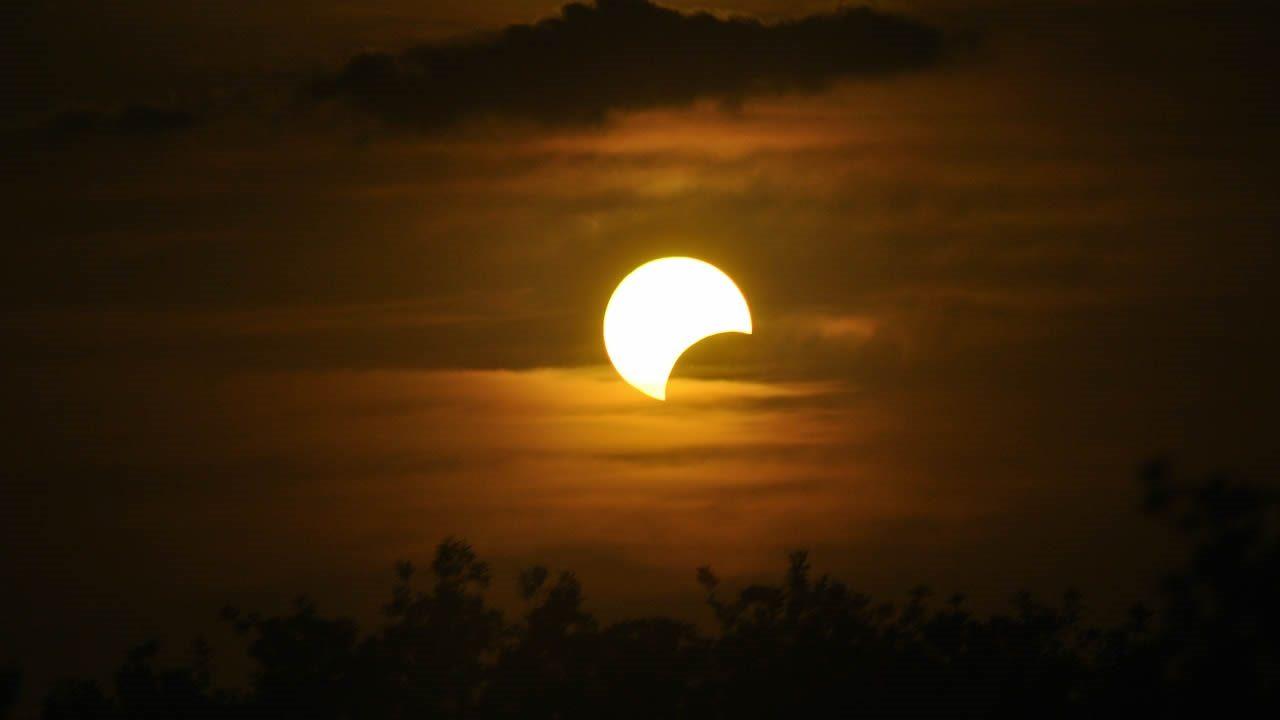 Un eclipse solar «superluna» ocurrirá este viernes 13