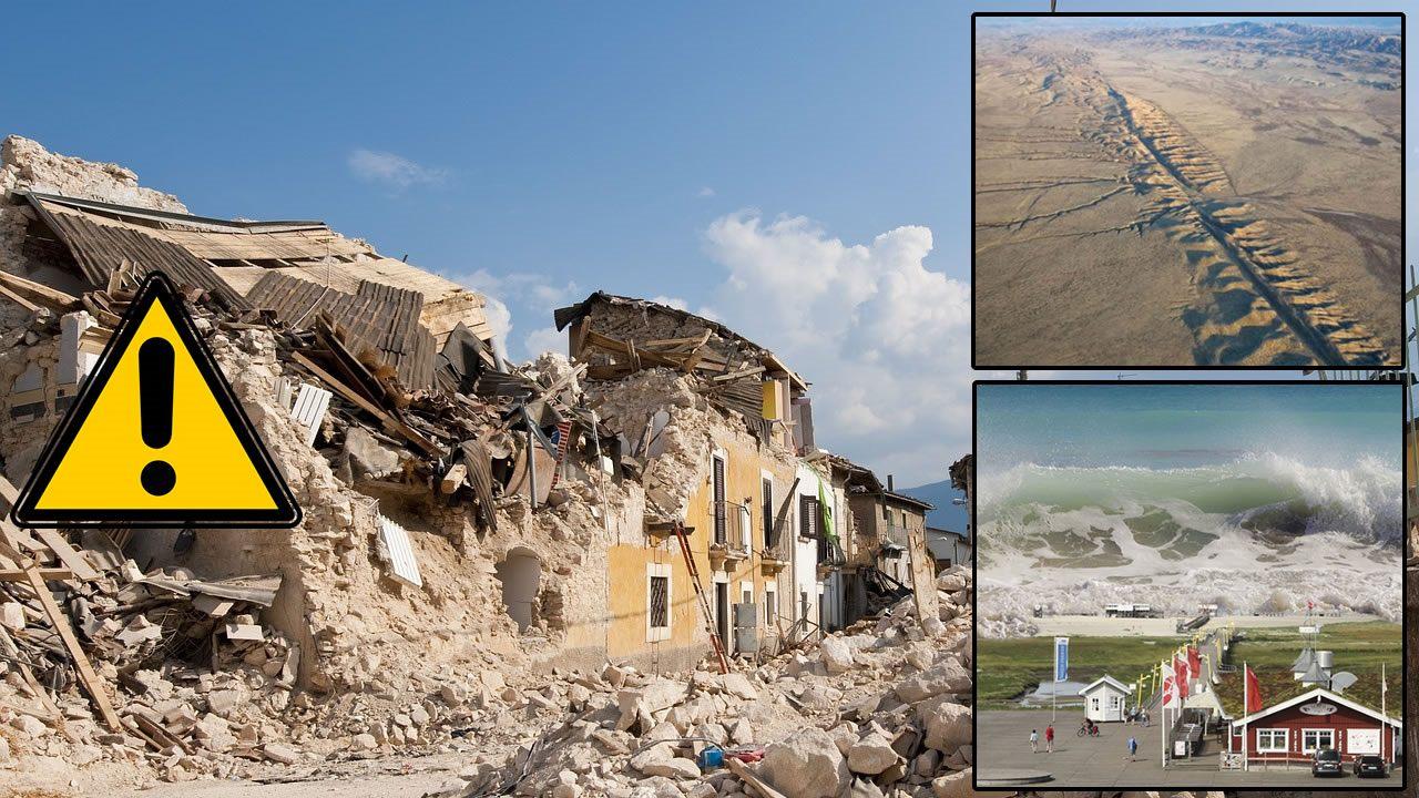 70 temblores en solo 48 horas: Advierten que un megaterremoto podría venir
