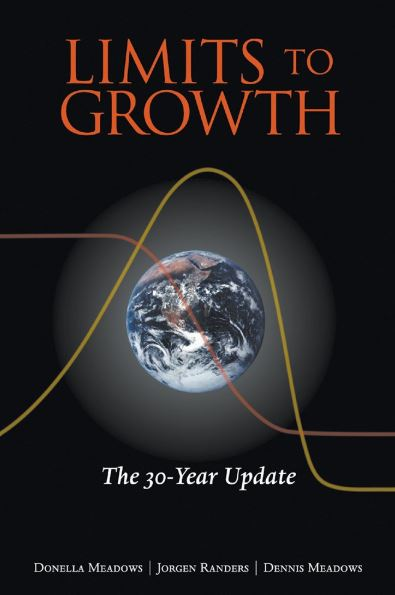 Portada del libro «The Limits to Growth»