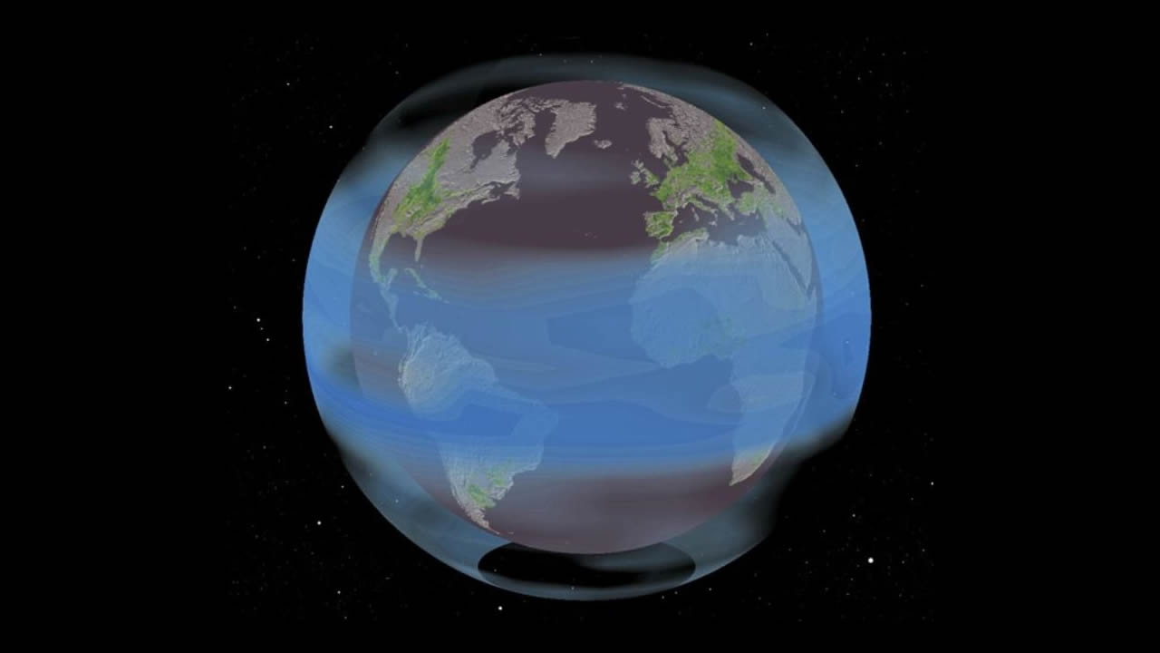 Cambio climático: Bloquear la luz solar no salvará a la humanidad, dice nuevo estudio