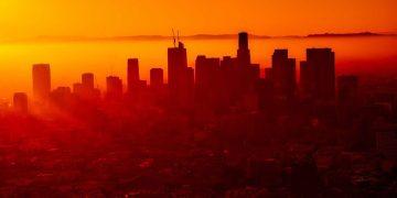 California se está hundiendo