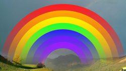 Científicos inventan un nuevo «arco iris»